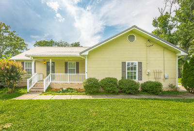Ringgold Single Family Home For Sale: 4468 Long Hollow Rd
