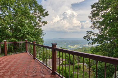 Soddy Daisy Single Family Home Contingent: 1025 Sandstone Ter