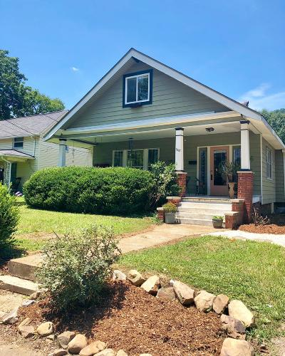 Chattanooga Single Family Home For Sale: 5607 Saint Elmo Ave
