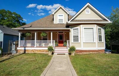 Chattanooga Single Family Home For Sale: 4304 St Elmo Ave