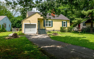 Chattanooga Single Family Home For Sale: 5009 Club Dr