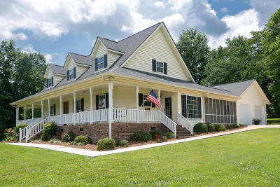 Ringgold Single Family Home For Sale: 460 Hidden Trace Dr