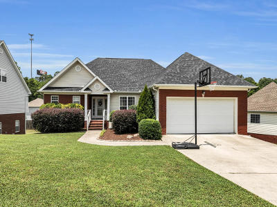 Ooltewah Single Family Home For Sale: 8225 Stillwater Cir