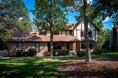 Chattanooga Single Family Home For Sale: 518 Picture Ridge Dr