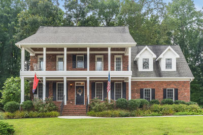 Soddy Daisy Single Family Home For Sale: 1085 Harbor Landing Dr