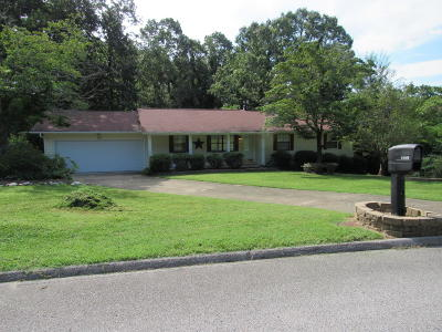 Ooltewah Single Family Home For Sale: 5408 Country Village Dr