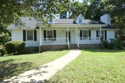 Ooltewah Single Family Home For Sale: 6703 Flagstone Dr