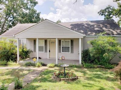 Chattanooga Single Family Home Contingent: 1027 Hibbler Cir