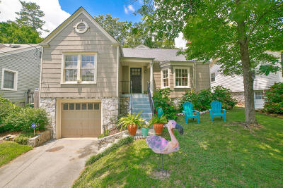 Chattanooga TN Single Family Home For Sale: $192,000