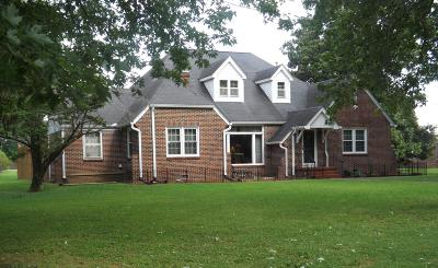 Marion County Single Family Home For Sale: 806 Betsy Pack Dr