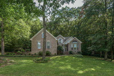 Signal Mountain Single Family Home For Sale: 3832 Windtree Dr