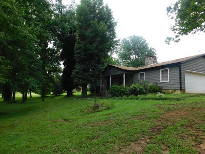 Old Fort Single Family Home For Sale: 870 Old Federal Rd