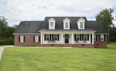 Chickamauga Single Family Home Contingent: 196 Glass Mill Pointe Dr