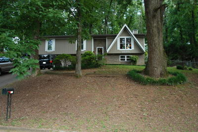 Hixson Single Family Home For Sale: 7723 Ridge Bay Dr