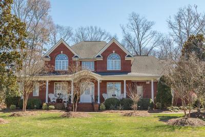 Ooltewah Single Family Home For Sale: 7338 Good Earth Cir