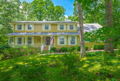 Signal Mountain Single Family Home Contingent: 519 Fern Tr