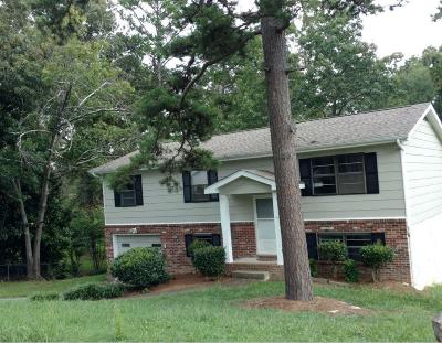 Ooltewah Single Family Home For Sale: 4129 E Freedom Cir