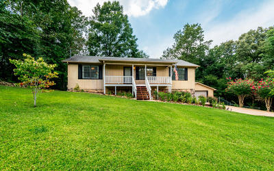Ooltewah Single Family Home Contingent: 6923 Benwood Dr