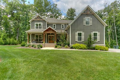 Signal Mountain Single Family Home For Sale: 3723 May Apple Ln
