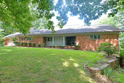 Signal Mountain Single Family Home For Sale: 1600 E Brow Rd