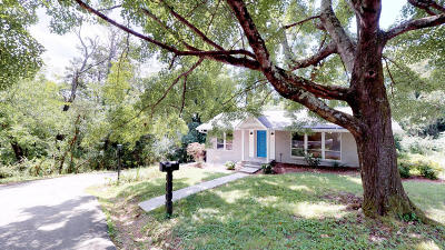 Chattanooga Single Family Home For Sale: 2626 Crestwood Dr