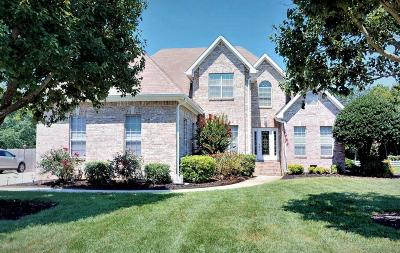 Chattanooga Single Family Home For Sale: 2632 Churchill Downs Cir