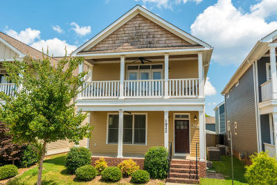 Chattanooga Single Family Home For Sale: 1922 Jefferson St