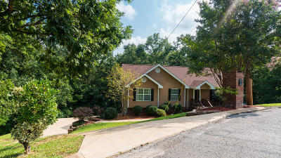 Ringgold Single Family Home Contingent: 96 Brook Wood Dr
