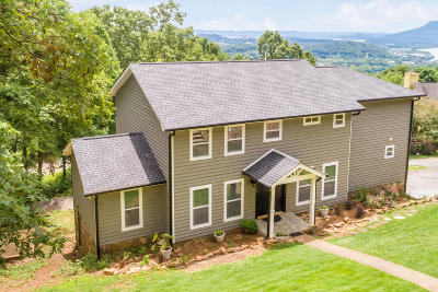 Signal Mountain Single Family Home For Sale: 3515 Haven Oaks Tr