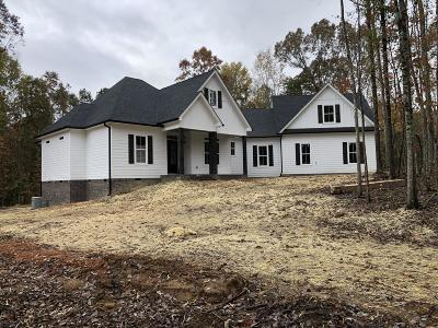 Soddy Daisy Single Family Home Contingent: 11970 Armstrong Road Rd #5