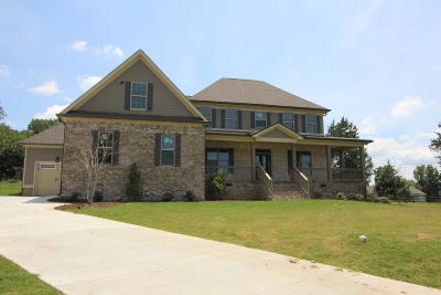 Ooltewah Single Family Home For Sale: 7250 Greenmont Cir