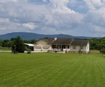Pikeville Single Family Home For Sale: 329 Kelly Farm Estates Rd