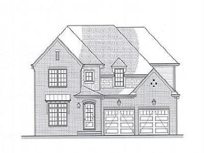 Chattanooga Single Family Home For Sale: 1071 Meroney St #Lot 4