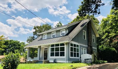 Chattanooga Single Family Home For Sale: 1212 Hanover St