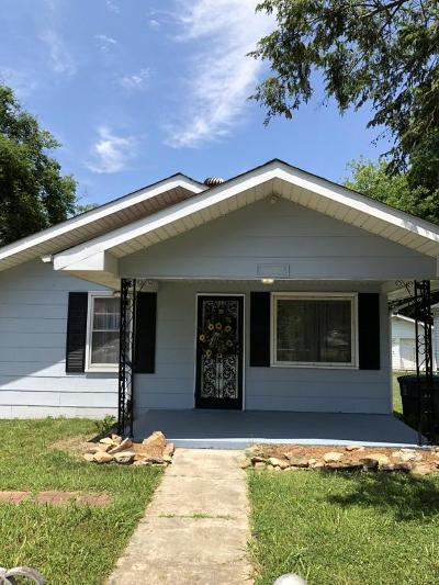 Chattanooga Single Family Home For Sale: 1929 E 34th St