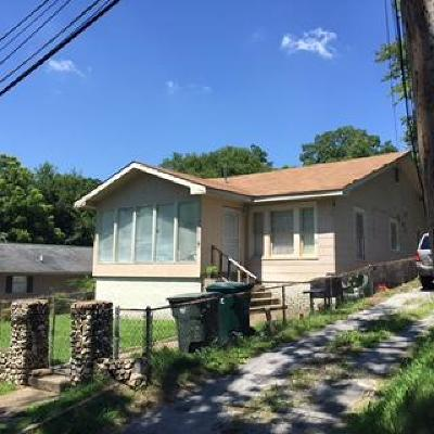 Chattanooga Single Family Home For Sale: 107 Elmwood Dr