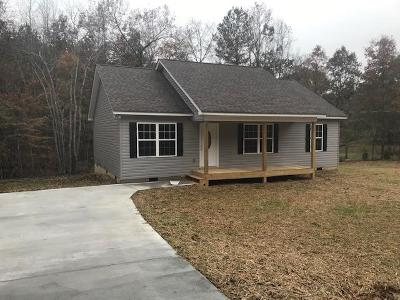 Dalton Single Family Home For Sale: Lot 1 Stacy Rd