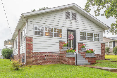 Chattanooga Single Family Home For Sale: 1167 Highland Dr