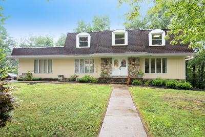 Hixson Single Family Home For Sale: 1636 Starboard Dr