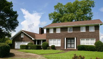 Chattanooga Single Family Home For Sale: 1503 Bunker Hill Dr