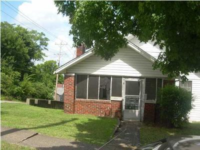 Chattanooga Single Family Home For Sale: 2001 Vine St