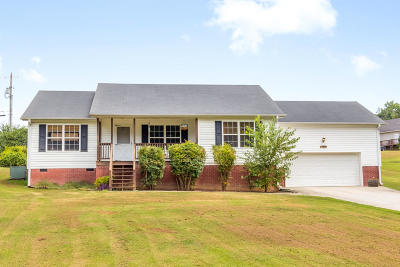 Whitwell Single Family Home Contingent: 1345 Ketner Mill Rd