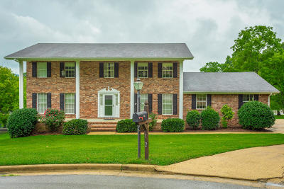 Hixson Single Family Home For Sale: 102 Masters Ln