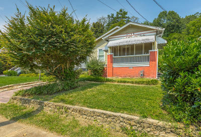 Chattanooga Single Family Home Contingent: 1135 Dartmouth St