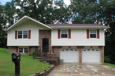 Hixson TN Single Family Home Contingent: $169,800