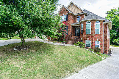 Chattanooga Single Family Home Contingent: 463 Sweet Pecan Ln