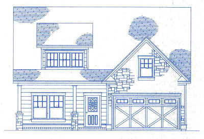 Cleveland Single Family Home For Sale: Lot 8 Brook Hollow