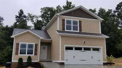 Cleveland Single Family Home Contingent: 213 SW Courtland Crest Dr