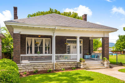 Chattanooga Single Family Home Contingent: 1406 Chamberlain Ave