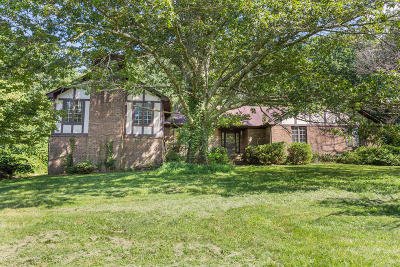 Signal Mountain Single Family Home Contingent: 2234 Fox Run Dr